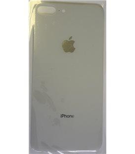 Apple iPhone 8 - Zadní sklo, černé, Originální