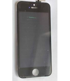 iPhone 4 - Kompletní LCD displej, Černý, A+