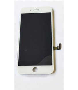 Apple iPhone 7 plus - Kompletní LCD displej, Bílý, Originální repasovaný