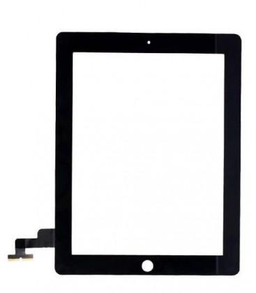 Apple iPad 2 - Dotyková plocha se sklem, černá