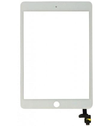 Apple iPad mini 3 - Dotyková plocha se sklem, Bílá