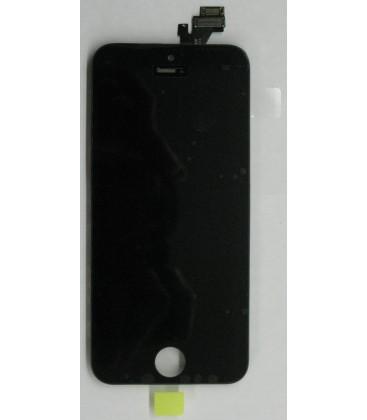 Apple iPhone 5 - Kompletní LCD displej, Černý, Originální repasovaný