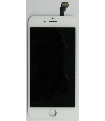 Apple iPhone 6 - Kompletní LCD displej, Bílý, Originální repasovaný