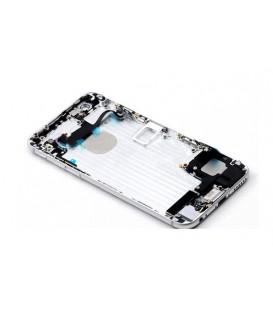 Apple iPhone 6 - kompletně osazený zadní / střední hliníkový rám, bílý